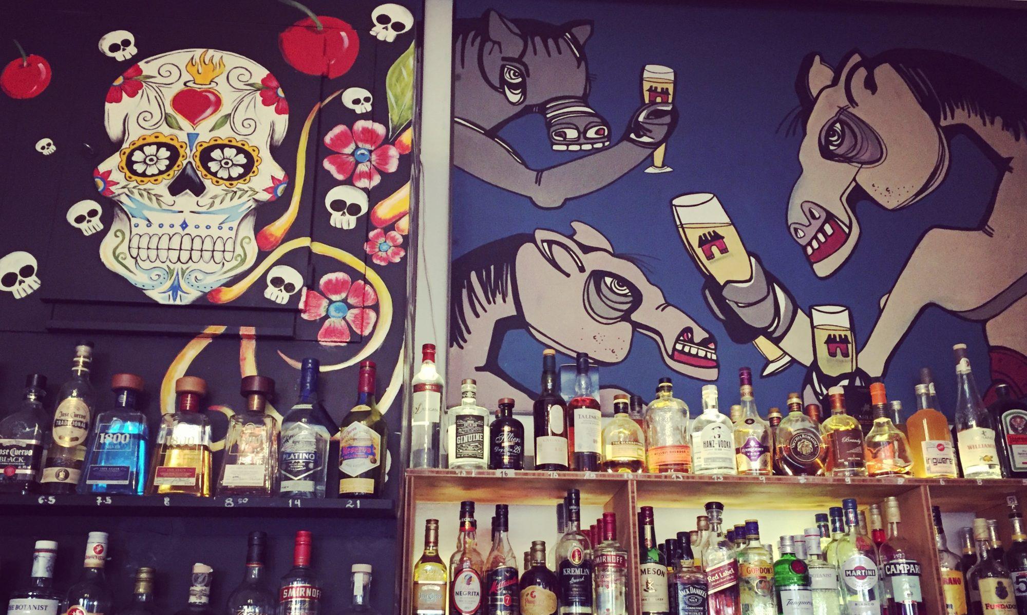 Les Amis Bar & Wohnzimmer